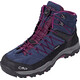 CMP Campagnolo Rigel Mid Trekking WP - Chaussures Enfant - violet/bleu